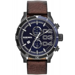 Купить Diesel Мужские Часы Double Down 48 DZ4312 Хронограф