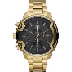 Купить Diesel Мужские Часы Griffed DZ4522 Хронограф