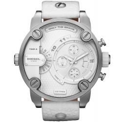 Diesel Мужские Часы Little Daddy DZ7265 Хронограф 2 Часовых Пояса