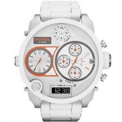 Diesel Мужские Часы Mr. Daddy DZ7277 Хронограф 4 Часовых Пояса