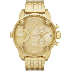 Diesel Мужские Часы Little Daddy DZ7287 Хронограф 2 Часовых Пояса