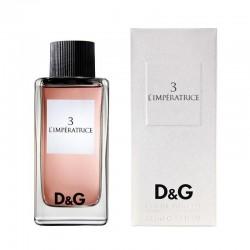 Dolce & Gabbana 3 L'Imperatrice Женские Аромат Eau de Toilette EDT 100 ml