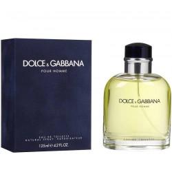 Dolce & Gabbana Pour Homme Мужские Аромат Eau de Toilette EDT 125 ml