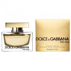 Dolce & Gabbana The One Женские Аромат Eau de Parfum EDP 75 ml
