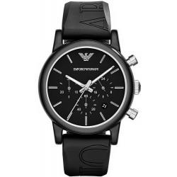 Купить Emporio Armani Унисекс Часы Luigi AR1053 Хронограф