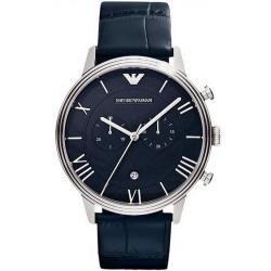 Emporio Armani Мужские Часы Dino AR1652 Хронограф