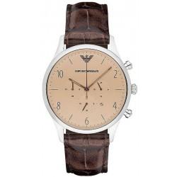 Купить Emporio Armani Мужские Часы Beta AR1878 Хронограф