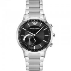 Купить Emporio Armani Connected Мужские Часы Renato ART3000 Hybrid Smartwatch