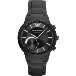 Купить Emporio Armani Connected Мужские Часы Renato ART3001 Hybrid Smartwatch