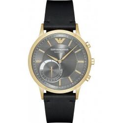Купить Emporio Armani Connected Мужские Часы Renato ART3006 Hybrid Smartwatch