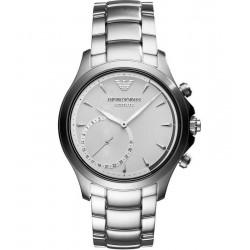 Купить Emporio Armani Connected Мужские Часы Alberto ART3011 Hybrid Smartwatch