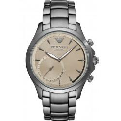 Купить Emporio Armani Connected Мужские Часы Alberto ART3017 Hybrid Smartwatch