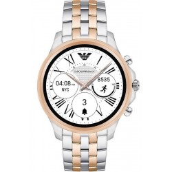 Купить Emporio Armani Connected Мужские Часы Alberto ART5001 Smartwatch