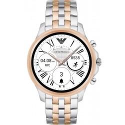 Emporio Armani Connected Мужские Часы Alberto ART5001 Smartwatch