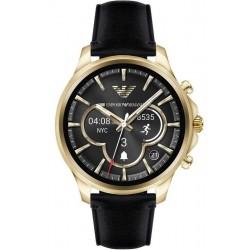 Купить Emporio Armani Connected Мужские Часы Alberto ART5004 Smartwatch