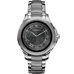 Купить Emporio Armani Connected Мужские Часы Alberto ART5010 Smartwatch