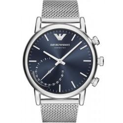 Купить Emporio Armani Connected Мужские Часы Luigi ART9003 Hybrid Smartwatch