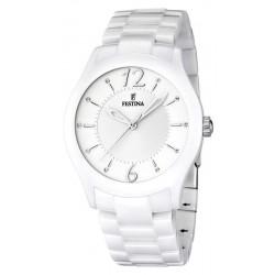 Купить Festina Мужские Часы Ceramic F16638/1 Quartz