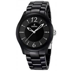 Купить Festina Мужские Часы Ceramic F16638/2 Quartz