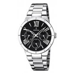 Купить Festina Женские Часы Mademoiselle F16716/2 Многофункциональный