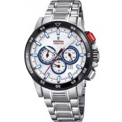 Купить Festina Мужские Часы Chrono Bike F20352/1 Хронограф Quartz