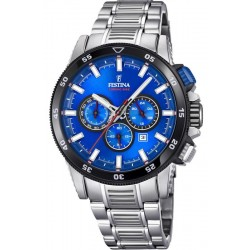 Купить Festina Мужские Часы Chrono Bike F20352/2 Хронограф Quartz