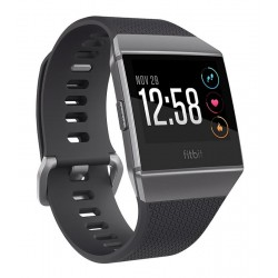 Fitbit Ionic Fitness Smartwatch Унисекс Часы FB503GYBK-EU