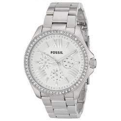 Купить Fossil Женские Часы Cecile AM4481 Многофункциональный