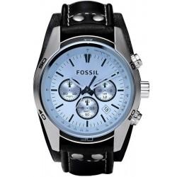 Купить Fossil Мужские Часы Coachman CH2564 Кварцевый Хронограф