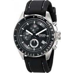 Купить Fossil Мужские Часы Decker CH2573 Кварцевый Хронограф