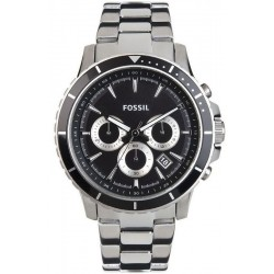 Купить Fossil Мужские Часы Briggs CH2926 Кварцевый Хронограф