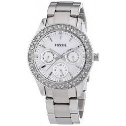 Купить Fossil Женские Часы Stella ES2860 Многофункциональный