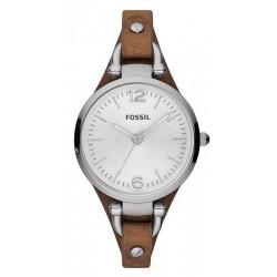 Купить Fossil Женские Часы Georgia ES3060 Quartz