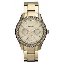 Купить Fossil Женские Часы Stella ES3101 Многофункциональный
