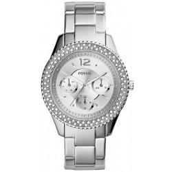 Купить Fossil Женские Часы Stella ES3588 Многофункциональный