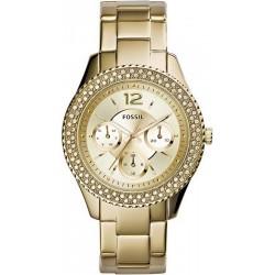 Fossil Женские Часы Stella ES3589 Многофункциональный