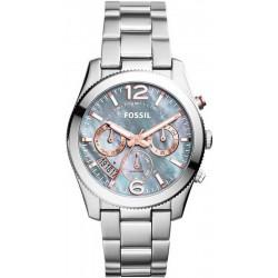 Купить Fossil Женские Часы Perfect Boyfriend ES3880 Многофункциональный