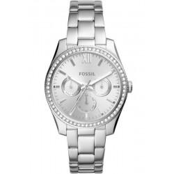Купить Fossil Женские Часы Scarlette ES4314 Многофункциональный