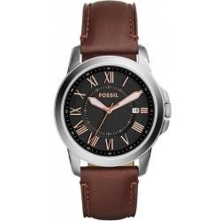 Купить Fossil Мужские Часы Grant FS5091 Quartz