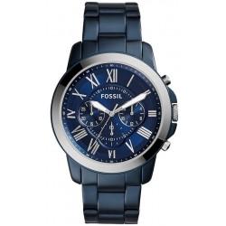 Купить Fossil Мужские Часы Grant FS5230 Кварцевый Хронограф