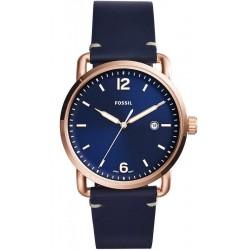 Купить Fossil Мужские Часы Commuter 3H Date FS5274 Quartz