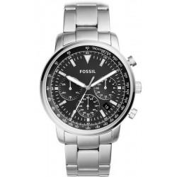 Купить Fossil Мужские Часы Goodwin Chrono FS5412 Quartz