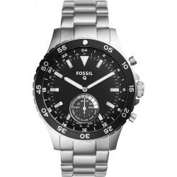 Купить Fossil Q Мужские Часы Crewmaster FTW1126 Hybrid Smartwatch
