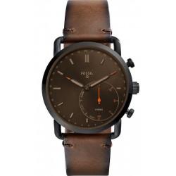 Купить Fossil Q Commuter Hybrid Smartwatch Мужские Часы FTW1149