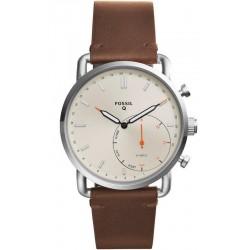 Купить Fossil Q Commuter Hybrid Smartwatch Мужские Часы FTW1150
