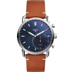 Купить Fossil Q Commuter Hybrid Smartwatch Мужские Часы FTW1151