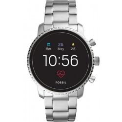 Fossil Q Мужские Часы Explorist HR FTW4011 Smartwatch