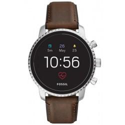 Купить Fossil Q Мужские Часы Explorist HR FTW4015 Smartwatch
