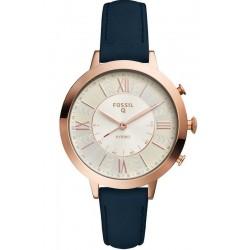 Купить Fossil Q Женские Часы Jacqueline FTW5014 Hybrid Smartwatch
