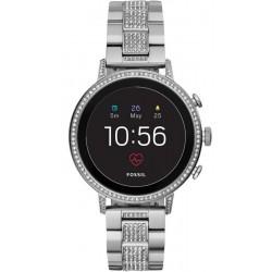 Купить Fossil Q Женские Часы Venture HR FTW6013 Smartwatch